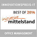 BEST OF 2014 Iniative Mittelstand